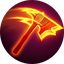 The Red Axe icon